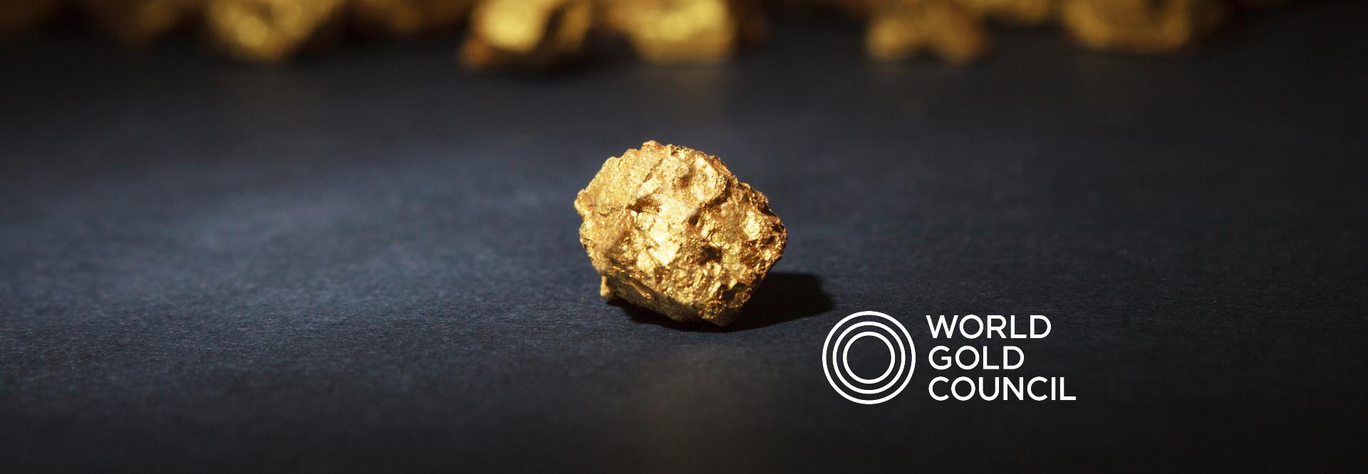 Pepita de oro - Consejo Mundial del Oro